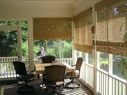 Sun Porch Curtains Patio Curtain Ideas Best Porch Shades Ideas On Patio Sun Shades