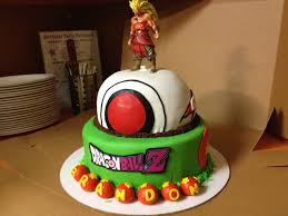8 dragon ball dbz cakes epic geekdom