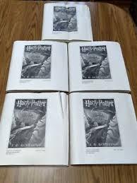 harry potter et la chambre des secrets complet vf harry potter and the chamber of secrets in braille book complete set