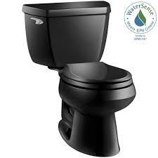 Home Depot Design Classes by Kohler Wellworth Classic 2 Piece 1 28 Gpf Round Front Toilet With