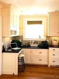 Small Desk Area Kitchen Desk Area Kitchen Desk Area Built In Kitchen Desk Kitchen