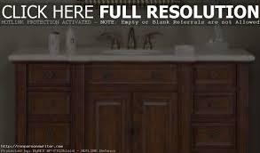 54 Bathroom Vanity Awesome 54 Inch Bathroom Vanity In Single Sink Onsingularity