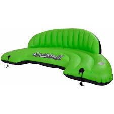 Inflatable Sofa Blue Wave Sports Lay Z River Inflatable Sofa Walmart Com