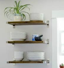 15 clever ways to add more kitchen storage space with open shelves