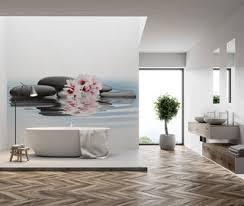 Photo wallpapers for Bathroom  Demural