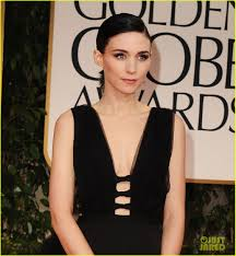Picture Of Rooney Mara As Sized Photo Of Rooney Mara Golden Globes 03 Photo 2618462