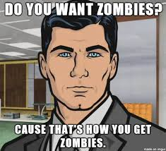 Funny Zombie Memes - pizza zombie memes zombie best of the funny meme