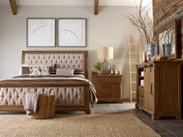Bedroom Set With Media Chest Transitional Rustic Sliding Barn Door Media Chest With Clothing