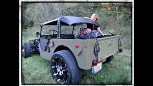 willys jeep rat rod youtube