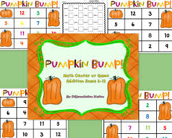 halloween math 76 best pumpkin math images on pinterest fall pumpkins