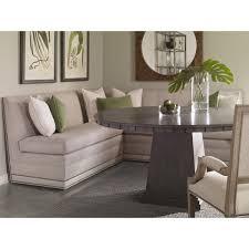 Modern Banquette Dining Sets Dining Room Modern Desk With Upholstered Corner Dining Set Also