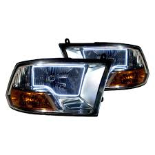 Dodge Ram Colors - oracle lighting dodge ram without sport package 2011 chrome