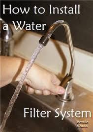 Kitchen Water Filter Under Sink - best 25 under sink water filter ideas on pinterest sink water