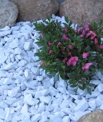 White Marble Rocks For Landscaping by White Marble Chips Cape Cod Ma Ri Ct Nh