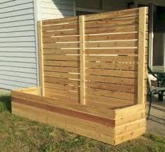 Backyard Privacy Fence Ideas Diy Backyard Privacy Fence Ideas On A Budget 38 Decor
