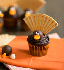 thanksgiving cupcakes baking mad