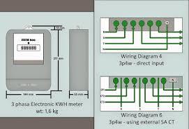 wiring diagram kwh meter prabayar efcaviation com