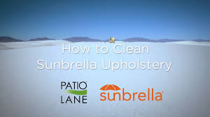 How To Remove Mold From Patio Cushions by Care And Cleaning For Your Sunbrella Cushions And Curtains Youtube