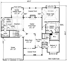 House Plans With Keeping Rooms Greythorne House Floor Plan Frank Betz Associates