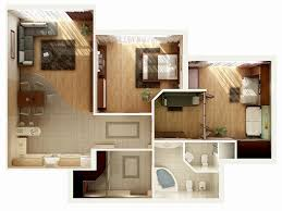 Wayne Home Floor Plans Apartments Small 2 Bedroom Apartment Floor Plan With Dining Room