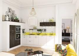 cuisine ouverte sur salon surface idée cuisine ouverte collection avec cuisine ouverte sur salon
