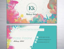 Makeup Artist Quotes For Business Cards Makeup Artist Business Cards Freelancer