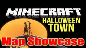 minecraft pc map showcase halloween town disney u0027s nightmare