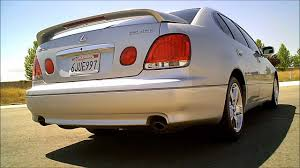 lexus gs300 sport design specs sal u0027s 1999 lexus gs400 in depth tour exhaust and drive by youtube
