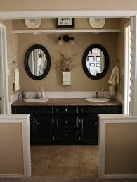black and tan bathroom ideas and featuring rectangular stainless