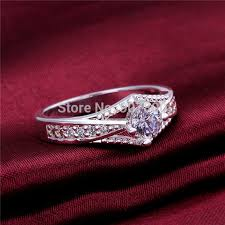 beautiful finger rings images R597 silver color wedding engagement finger ring with aaa zircon jpg