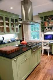 Farmhouse Kitchen Painted Cabinets Google Search Home Ideas - Olive green kitchen cabinets