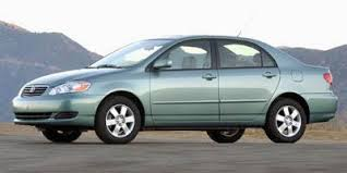 toyota 2006 le used 2006 toyota corolla sedan 4d le mileage options nadaguides