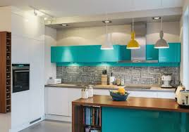 peinture mur cuisine tendance couleur tendance cuisine best of couleur pour cuisine 105 idées de