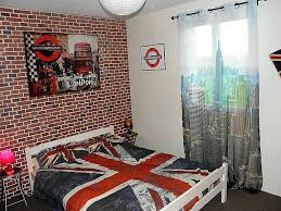 decoration chambre theme londres poubelle de chambre decoration chambre theme londres