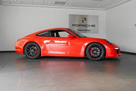 lava orange porsche 2016 porsche 911 carrera 4 gts for sale in colorado springs co