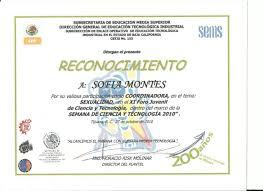 imagenes de reconocimientos escolares logros notables sofia montes