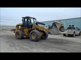 2005 caterpillar 930g articulated wheel loader for sale sold at