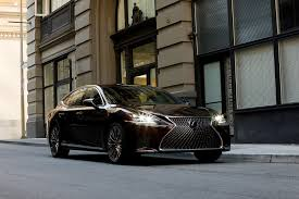 lexus lf fc flagship concept is a thinly veiled ls with fuel cell