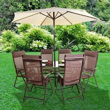Metal Garden Table 6 Seat Garden Table And Chair Sets From The Gardening Website