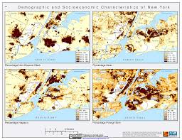 New York Map Pdf Map Gallery Sedac