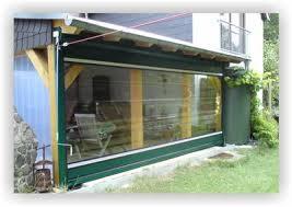 balkon wetterschutz kletschka planen zelte markisen gmbh rollfenster