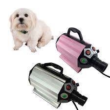 Hair Dryer Khusus Kucing voilamart kecepatan adjustable suhu tinggi pet anjing kucing bulu