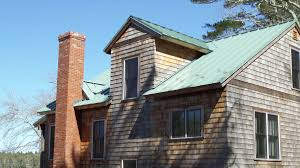 Roofing A House by Corrugated Metal Roofing Vs Standing Seam U2013 Pros U0026 Cons Of Each