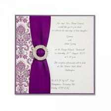invitations for weddings luxury wedding invitation templates lilac wedding invitation design