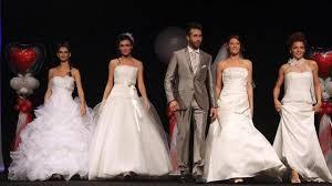 salon du mariage caen un défilé plein de charme au salon du mariage