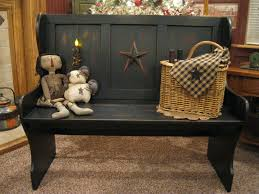 bench i love this primitive look love primitive pinterest