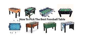 space needed for foosball table best foosball table reviews quick buyers guide for 2018