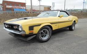 mach 1 mustang convertible 1971 1973 ford mustang for sale autabuy com