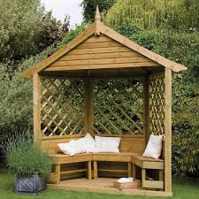 Prefab Pergola Kits by Best 20 Wooden Gazebo Kits Ideas On Pinterest Wooden Gazebos