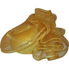 Fabulous Vintage Gold Dress Hat By Sylvia Of New York Ny U0026 St